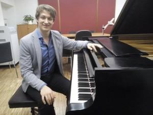 Klavierunterricht Georg Thoma
